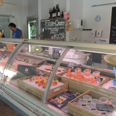 Loch Fyne Seafood - delicious seafood cafe and shop