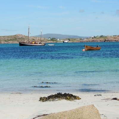 Perfect Iona, Scotland