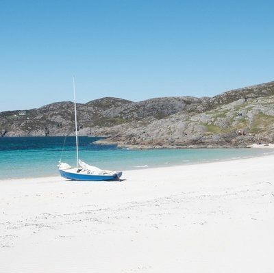 Outer Hebridean Beaches, Scotland