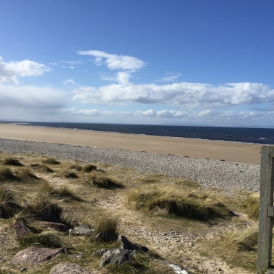 Findhorn Moray Firth, Scotland