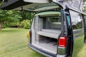 VW California Ocean Boot