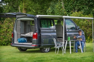 VW California Ocean Awning