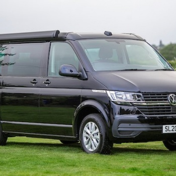 Volkswagen California T6.1 Coast from Four Seasons Campers, Scotland.