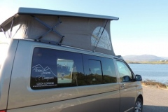 VW Campervan Hire Scotland in Mull