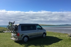 campervan bike rack harris