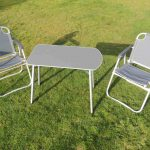 Campervan California Ocean Table and Chairs