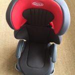 Graco child car seat camperan