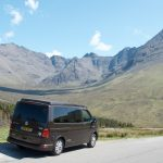hire campervan for family