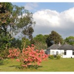 Bed and Breakfast by Loch Lomond at Gallangad Lodge before you hire our VW Campervan