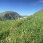 Go hill walking in Scotland Glen Etive on a campervan holiday