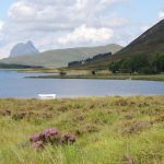 You need to book a week making your campervan booking to see lochs and mountains of Scotland