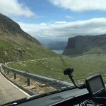 Drive over the famous Bealach-na-Ba on a campervan holiday