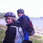 Cycling holidays in Scotland on a campervan holiday