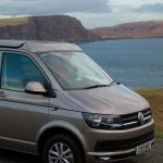 Tour Scotland's spectacular coast line on your next campervan holiday