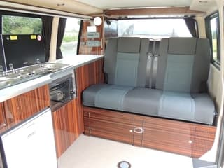 campervan hire with our luxury vw campervans offer spacious camping