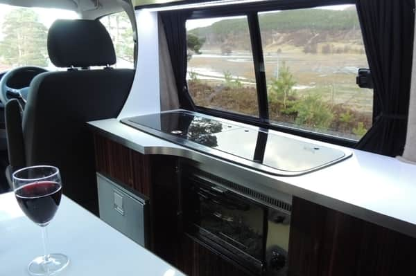 Vw Campervan Hire Near Glasgow Scotland Four Seasons Campers