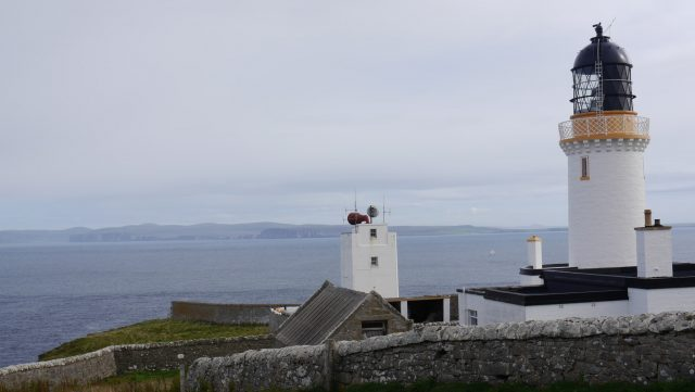 Most northerly point on North Coast 500 route NC500 is Dunnet Head near Thurso