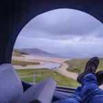 A campervan booking today results in a well earned rest on your Scottish Campervan holiday