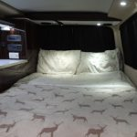 Camping in our cosy VW campervan