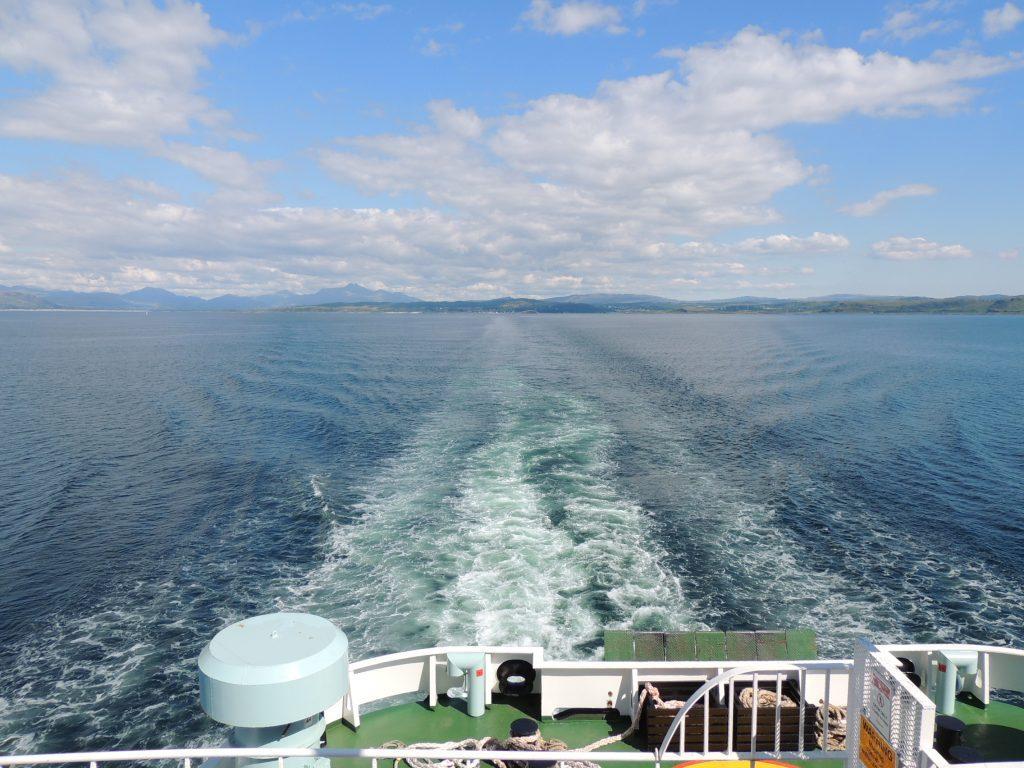 Inner Hebrides Calmac Ferry