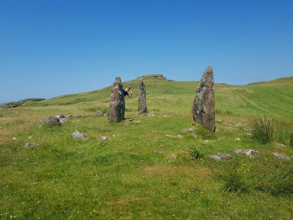 Standing Stones Scotland on Mull