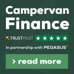 campervan finance with Pegasus Finance