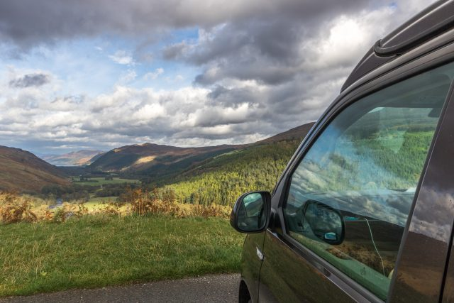 Campervan Holiday Special Offers for autumn half term 2018