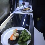 Campervan cooking on Outer Hebrides road trip