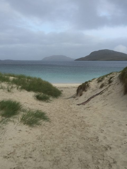 Top tips Campervan road trip outer hebrides