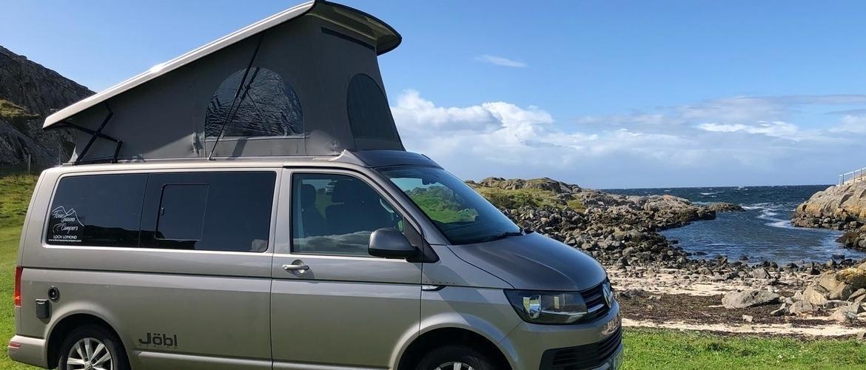 Campervan Hire Scotland | Four Seasons Campers Rental