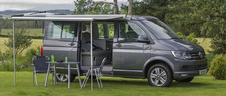 Campervan Hire Scotland   Four Seasons Campers Rental